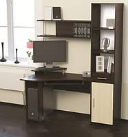Комп'ютерний стіл Профі (1450х800х1950)