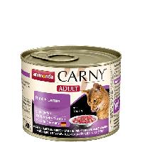 Консервы Carny Adult с говядиной и ягненком (для взрослых кошек), 200г