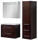 Комплект мебели для ванной навесной Quadro 60