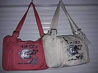 РАСПРОДАЖА Качественная удобная тканевая сумка на любой случай по низкой цене