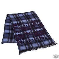 Мужской шарф хлопковый 32 на 179 см SCHONAU & HOUCKEN FARE02