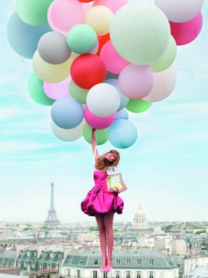 Доставка шаров воздушных и гелиевых шаров по Днепру