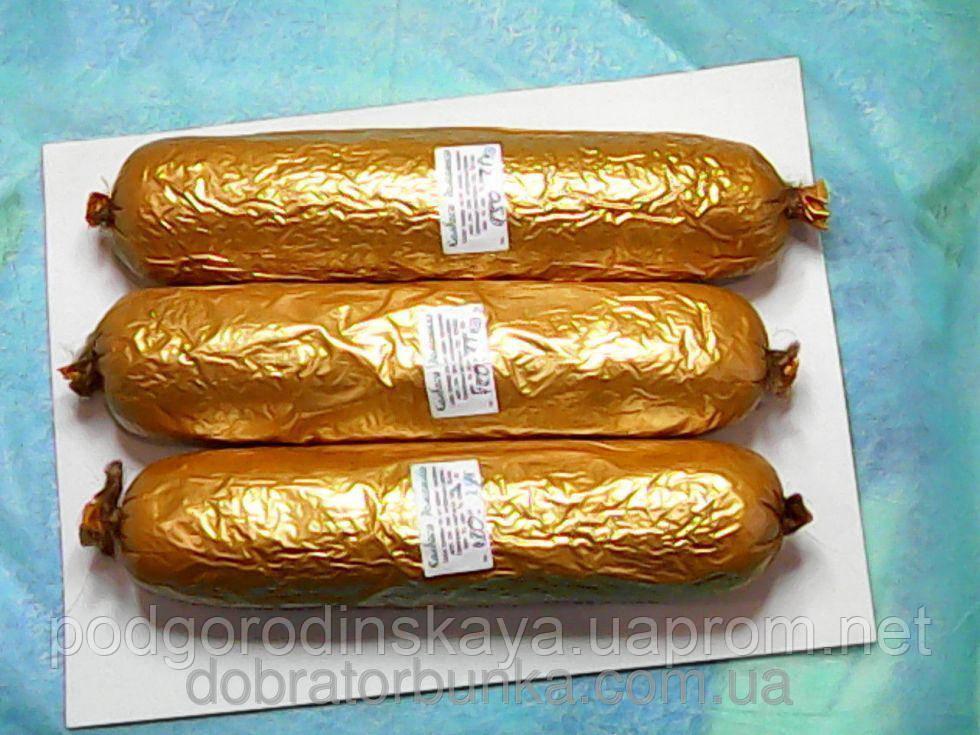 Колбаса соево-нутовая, 350г. Зелена Їжа