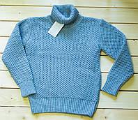 Вязаный свитер  на мальчика на 6-8 лет, фото 1