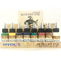 INTENZE BOWERY INK SET