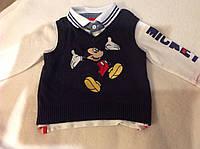 Рубашка на мальчика 3-6 месяцев. Фирма Disney