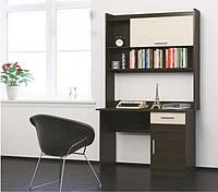 Компьютерный стол Школьник-3 с Надстройкой (1100х550х1886)