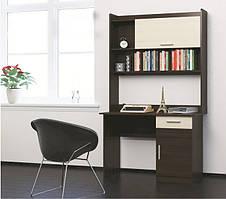 Комп'ютерний стіл Школяр-3 з Надбудовою (1100х550х1886)