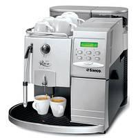 Зерновая кофемашина Saeco Royal Digital Redesign б/у, фото 1