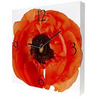 "Часы на холсте коллекция ""Flowers"" (9 штук)"