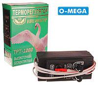 Терморегулятор для инкубатора ТРТ-1000 с двумя регулировками плавно затухающий