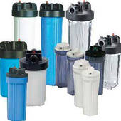 Магистральные фильтры механической очистки воды