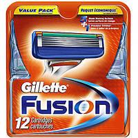 Сменные кассеты для бритья Gillette Fusion Power 12 шт