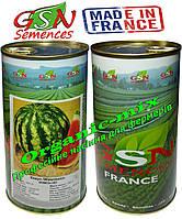 Семена арбуза Кримсон Свит, GSN Semences (Франция), банка 500 грамм