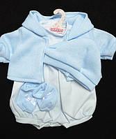 Набор одежды для пупса мальчика Llorens/Лоренс 42 см