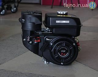 Бензиновый двигатель Weima WM170F-T/20 (7 л.с., шлицы, вал 20 мм)