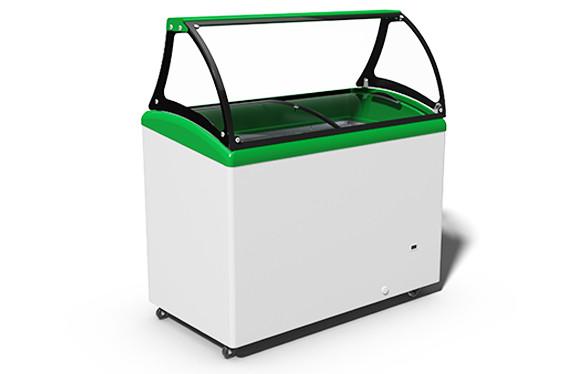 Витрина для весового мороженого Juka M400SL