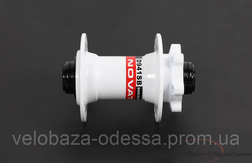 Передняя втулка Novatec  D941SB-9-36-WHT