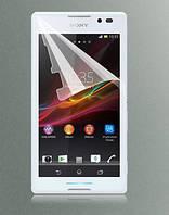 Защитная пленка на телефоны Sony Xperia C, Xperia M, Xperia E, Xperia Z
