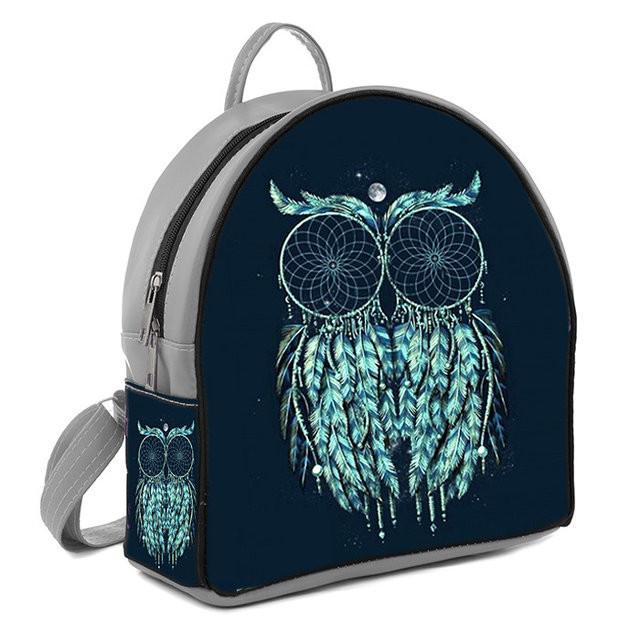 b1568db622e8 Стильный модный рюкзак с совой, цена 430 грн., купить в Хмельницком —  Prom.ua (ID#642576770)