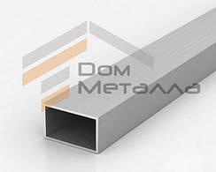 Трубы алюминиевые прямоугольного сечения
