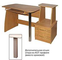 Стол компьютерный Инстал (Макси-Мебель)