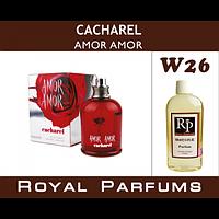 Духи на разлив Royal Parfums W-26 «Amor Amor» от Cacharel