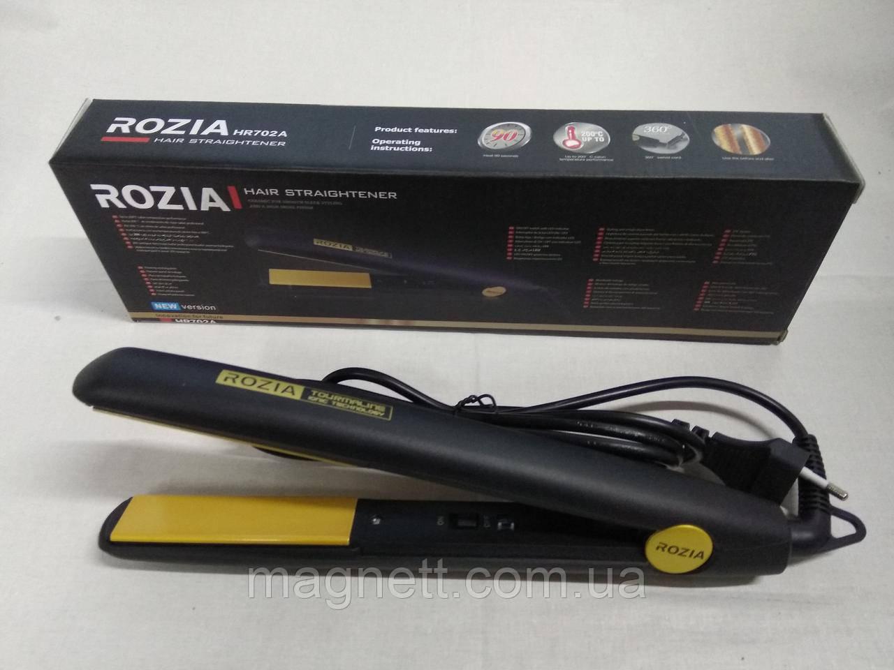 Утюжок-выпрямитель ROZIA HR702A