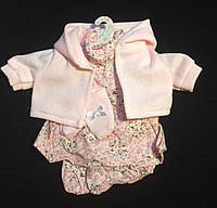 Набор одежды для кукол Лоренс с платьем, 38см