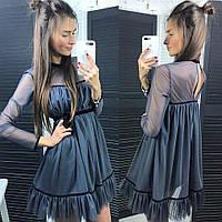 """Красивое женкое платье """"Фернанда"""""""