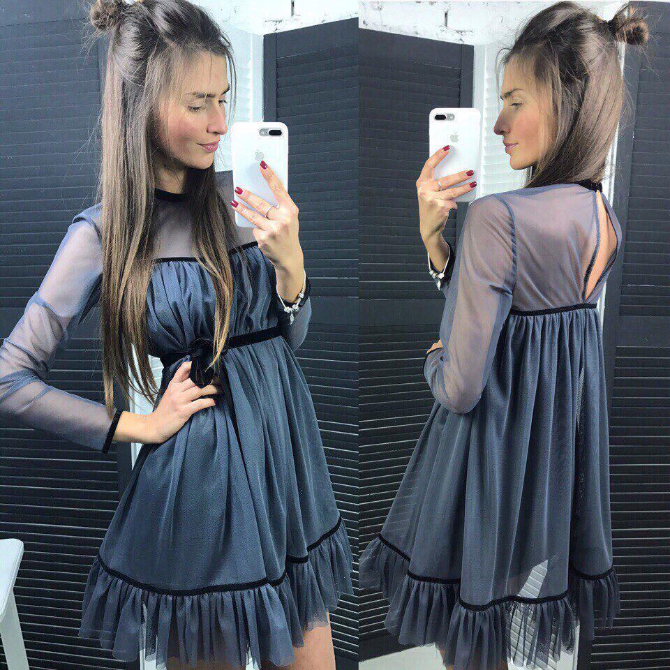 d44b1dcc418 Красивое женкое платье