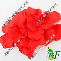 Лепестки розы красные за 20 уп. из 80 лепестков