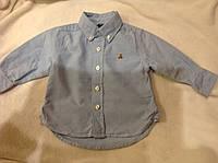 Рубашка на мальчика 1,5-2 года. Фирма Gap.