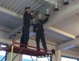 Робота монтажника вентіляційних систем в Польщі