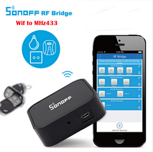Sonoff RF Bridge 433 MHz розумний WiFi міст