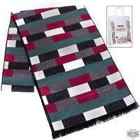 Мужской двухсторонний шерстяной шарф ETERNO 188*31 см
