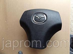 Подушка безопасности водителя в руль Mazda 6 GG GY 2002-2005г.в.