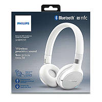 Bluetooth-гарнитура Philips SHB9250WT/00 White