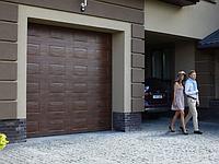 Ворота секционные гаражные DoorHan 2100*1800, фото 1