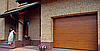 Ворота секционные Алютех Тренд 2250 ш 2000 в