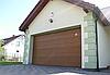 Ворота гаражные подъемные Алютех trend 1875 ш 2000 в