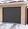 Ворота гаражные alutech trend с пружинами растяжения 2250 ш 2125 в