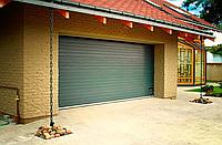 Ворота гаражные секционные в Украине alutech trend 4625 ш 2125 в, фото 1