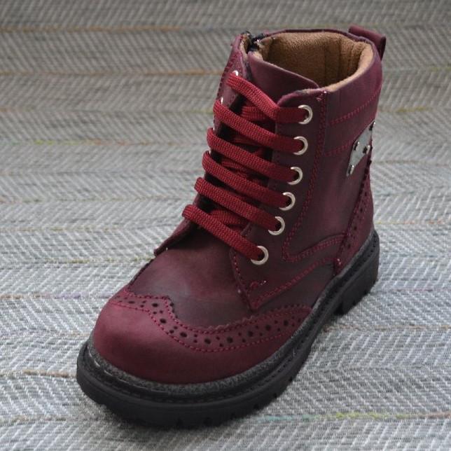 Ботиночки осень-зима, Minican размер  29