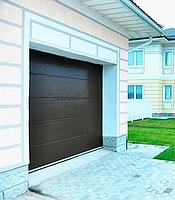 Автоматические ворота гаражные alutech тренд 3250ш 1750в