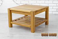 Стол журнальный деревянный W-1 (Ш900*В450*Г900)