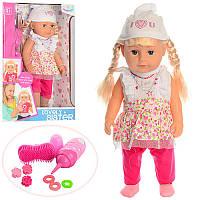 Кукла сестричка Lovely Sister Baby Born интерактивная