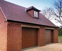 Подъемные секционные гаражные ворота alutech trend 4125ш 1750в