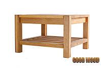 Стол журнальный деревянны W-1 (Ш700*В450*Г700)