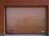 Гаражные ворота alutech серии trend 4875 ш 1875в